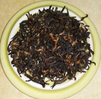Golden Lion Assam Dry Leaves
