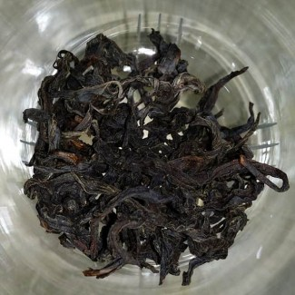 Honey Black Tea Dry Leaves